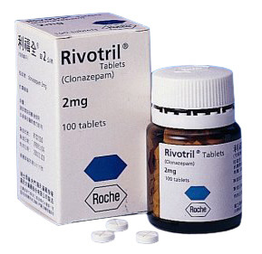 RIVOTRIL 2 mg Tablet