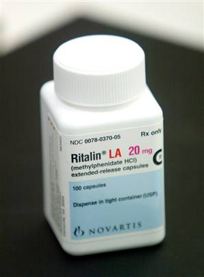 Ritalin – Methylphenidate