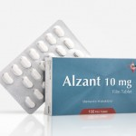 ALZANT 10 mg FİLM TABLET
