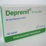 DEPRENİL 50 mg