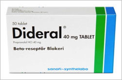 Dideral® Tablet