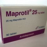 MAPROTİL 25 mg