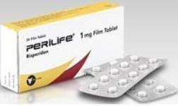 PERİLİFE 1 mg FİLM TABLET