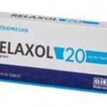 RELAXOL 20 mg FİLM TABLET