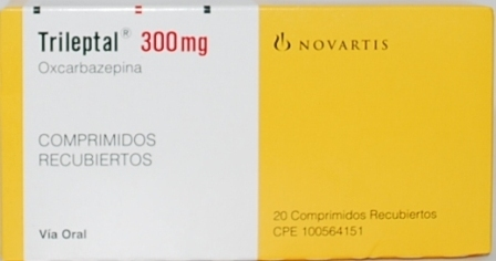 Trileptal 300 mg Film Tablet