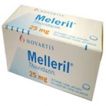 MELLERIL 100 MG 30 DRAJE