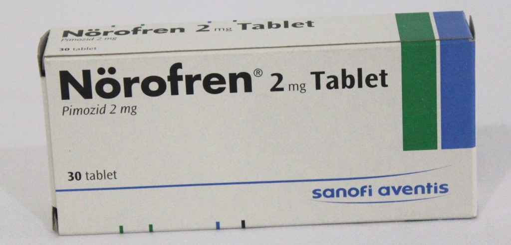 Nörofren® Tablet 2 mg x 30
