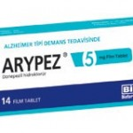 ARYPEZ 5 mg FİLM TABLET PROSPEKTÜS