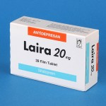 Laira 20 mg FİLM TABLET