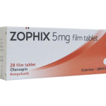 ZOPHIX 5 mg FİLM TABLET