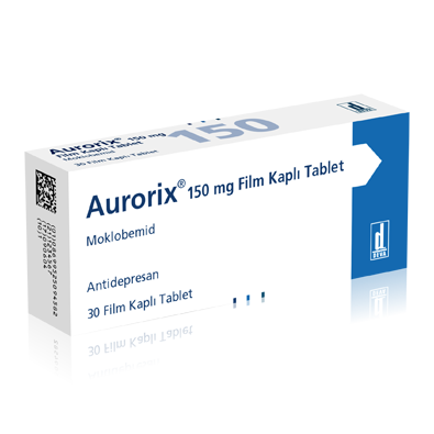 Aurorix 150 Mg 30 Tablet