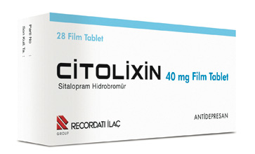 CİTOLİXİN 40 mg FİLM TABLET