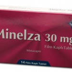 MİNELZA 30 MG FİLM KAPLI TABLET