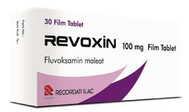 REVOXİN 100 mg FİLM TABLET