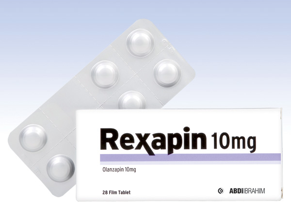 REXAPİN 10 mg FİLM TABLET
