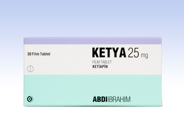 KETYA 25 MG FİLM TABLET