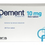 Dement 10 mg film tablet