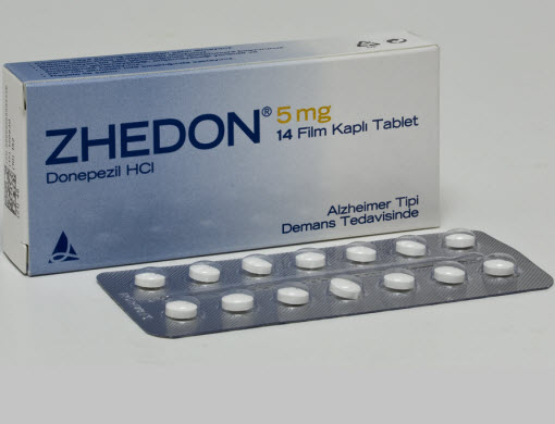 ZHEDON® 5 mg Film Kaplı Tablet