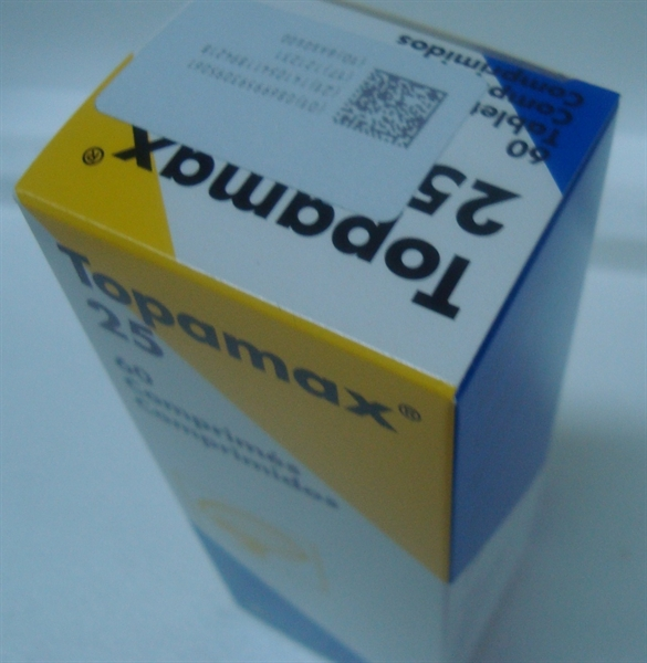 TOPAMAX® FİLM TABLET 25 mg