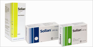 SOLIAN 100 mg/ml oral solüsyon