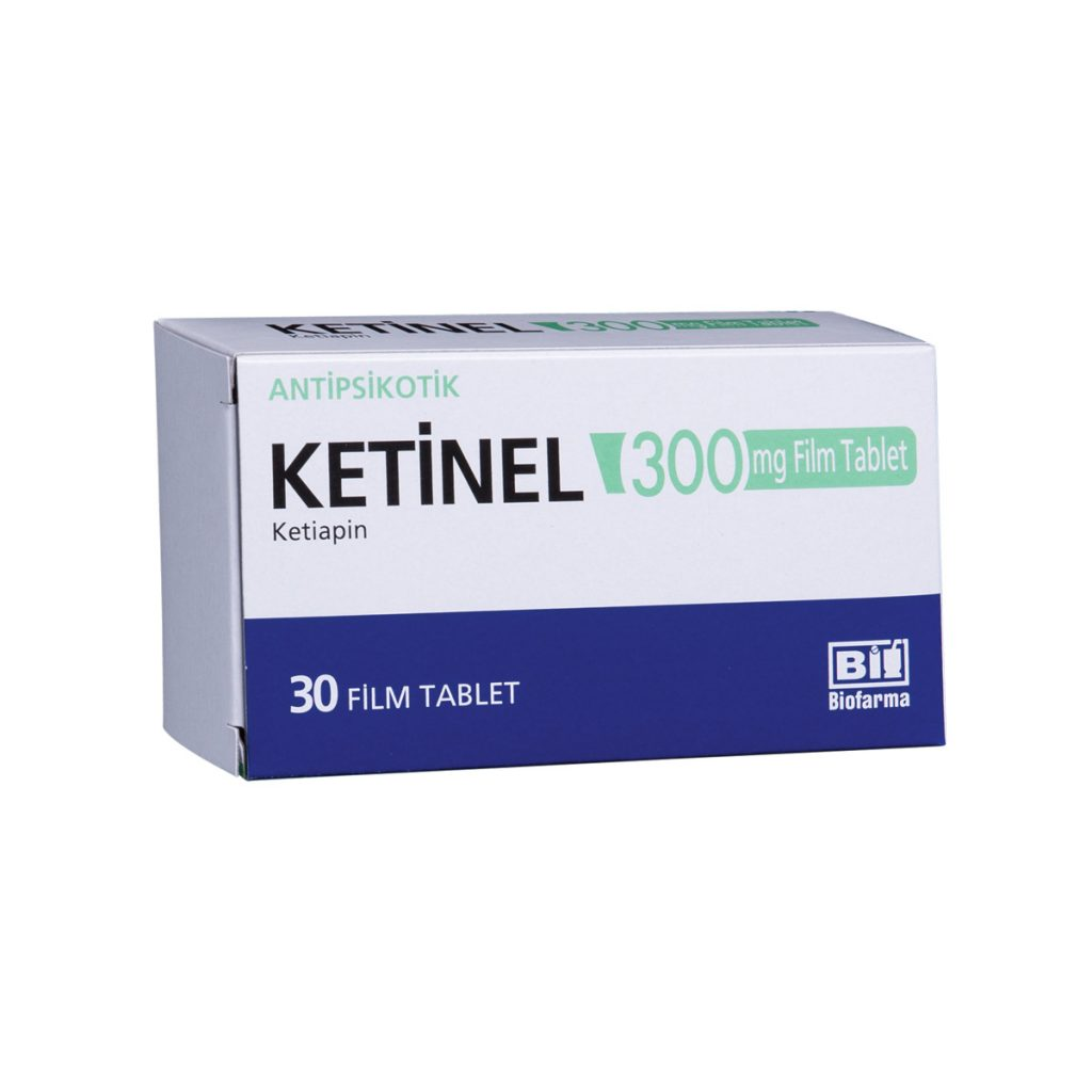 KETİNEL® 300 mg Film Tablet