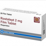 Rostalept 2 mg Film Tablet