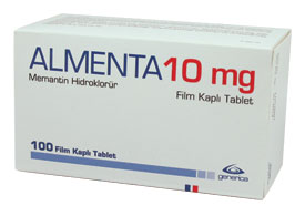 ALMENTA 10 MG FİLM KAPLI TABLET-KÜB
