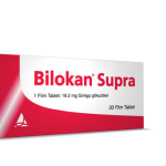 BİLOKAN Supra® 80 mg film tablet-KÜB