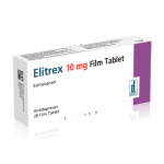 ELİTREX 10 mg Film Tablet-KÜB