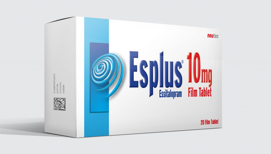 ESPLUS® 10 mg Film Tablet-KÜB