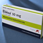 Ebixa ® 10 mg Film Tablet-KÜB