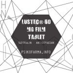 LUSTEC® 50 mg Film Tablet- KULLANMA TALİMATI