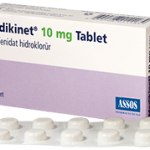 MEDİKİNET® 10 mg Tablet-KÜB