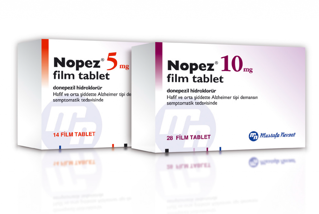 Nopez 5-10 mg film tablet