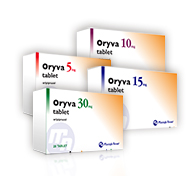 ORYVA 5 mg Tablet-KÜB