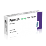 PİNOLZA 10 mg Film Tablet-KÜB
