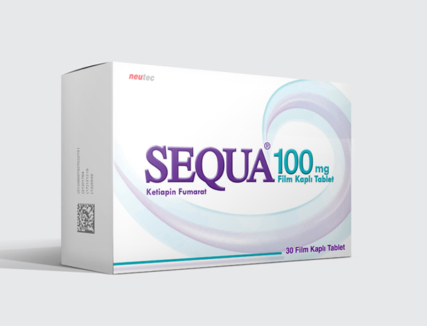 SEQUA 100 mg Film Kaplı Tablet-KÜB