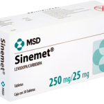 SINEMET® 25/250 mg Tablet- KÜB