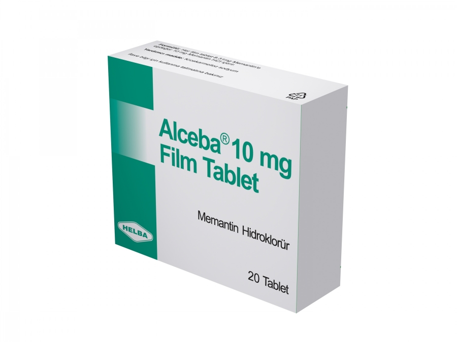 ALCEBA 10 mg Film Tablet