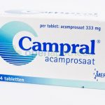 CAMPRAL 333 mg Enterik Tablet