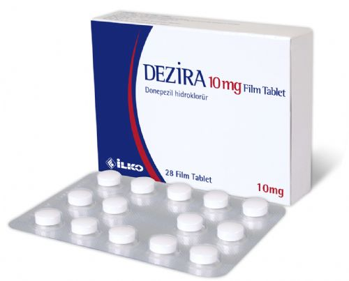DEZİRA 10 mg Film Tablet