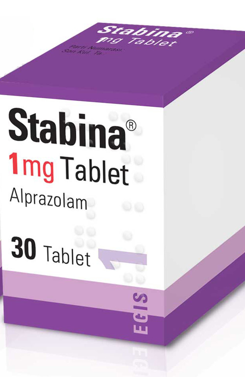 STABİNA 1 mg Tablet
