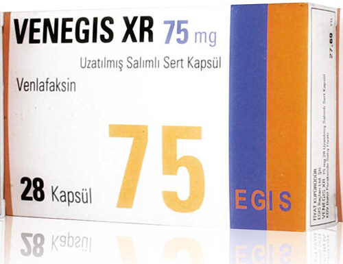 VENEGIS XR 75 mg