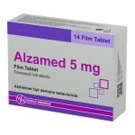 ALZAMED 5 mg Film Tablet